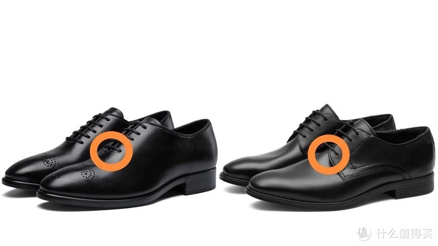 牛津鞋—德比鞋