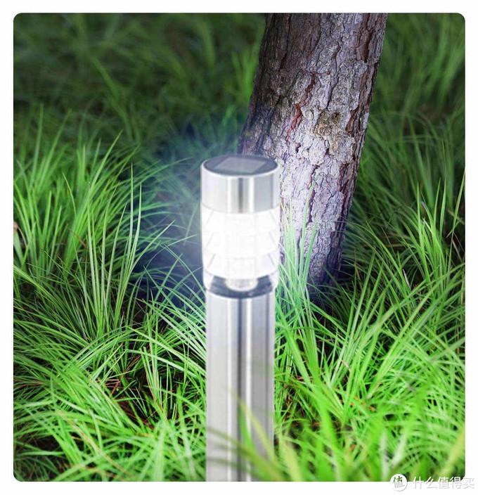 太阳能充电,304不锈钢防水,小米有品上新EGLO太阳能庭院灯