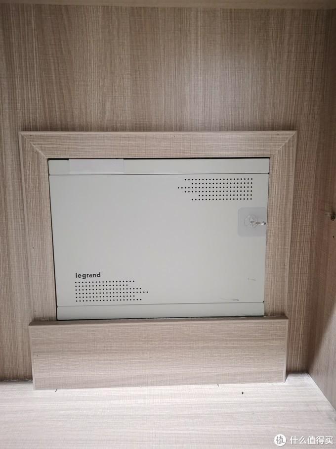 罗格朗弱电箱