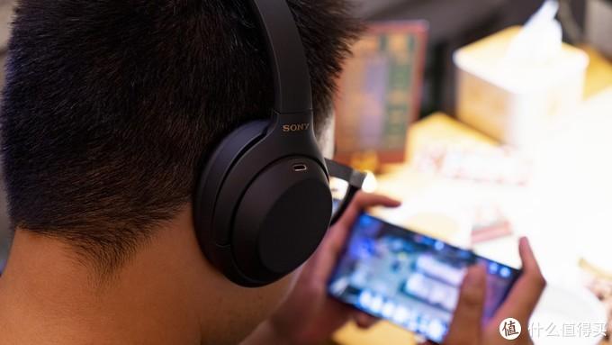 如果降噪耳机更智能?索尼WH-1000XM4降噪耳机上手玩