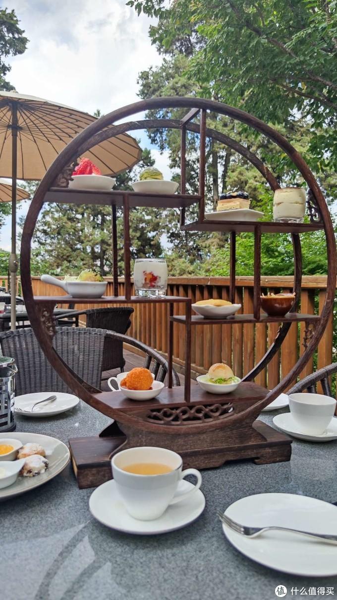 大研安缦 下午茶套餐