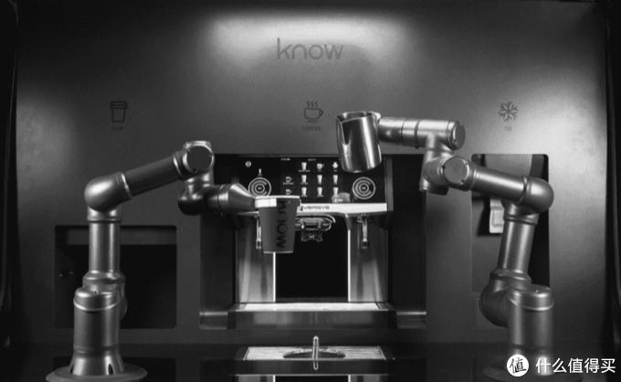 如影咖啡机器人
