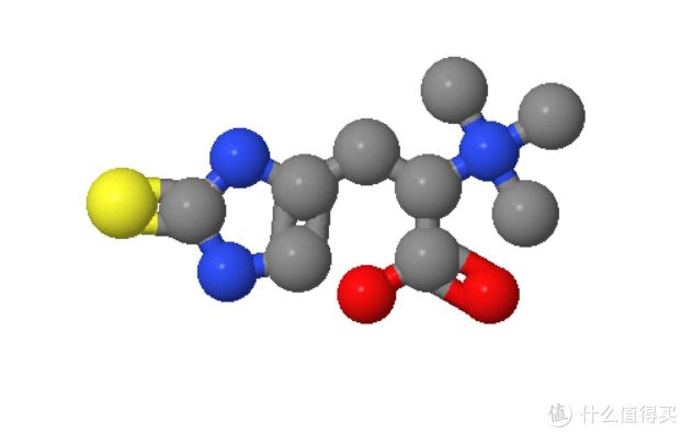 麦角硫因结构式(图片引自网络)