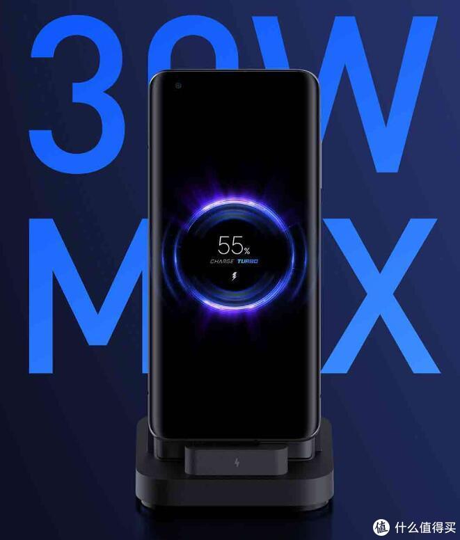 小米无线充电宝30W全平台上架开售,立式无线充电器二合一