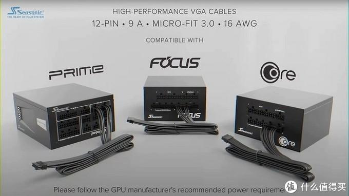 海韵宣布RTX 30系列供电排线,并给出整机电源功率选择建议