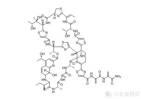 寡肽-1结构式(图片引自网络)