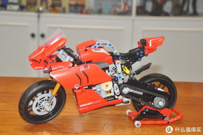 LEGO 乐高 机械组Technic 42107 杜卡迪 Panigale V4R
