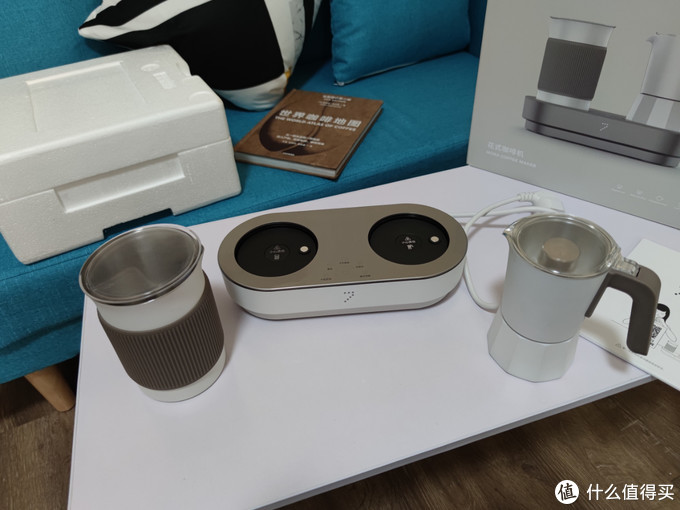 七次方咖啡摩卡壶开箱,你以为比乐蒂就是巅峰?国产设计刷新我认知!