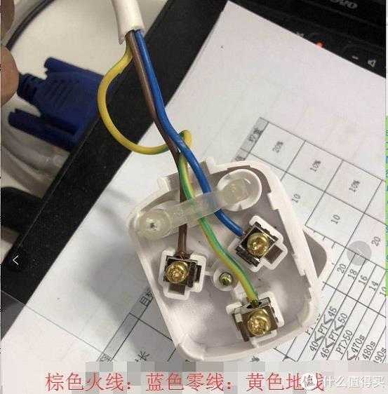 这个就比较简单了,就是线头留短些把电线皮早卡住插头