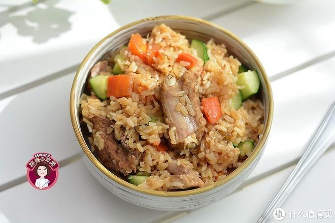 自从学会米饭新吃法,1周1次,回回1大锅都见底,锅都不用洗了
