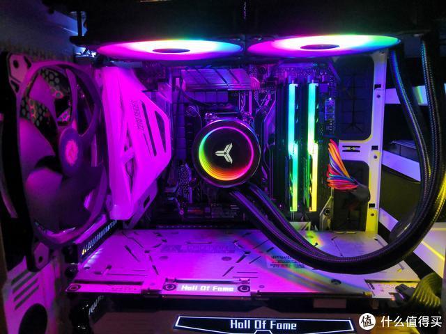 电脑灯效改造,升级芝奇幻光戟RGB内存,进一步提升主机颜值