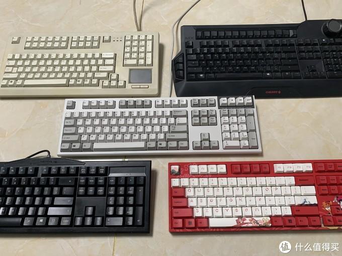 6把键盘横向测评,键皇RealForce真退烧?还是阿米洛Niz宁芝崛起?从樱桃机械键盘到静电容