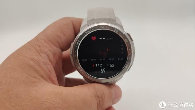 荣耀手表GS pro续航长达25天,是运动伴侣,也是健康助手