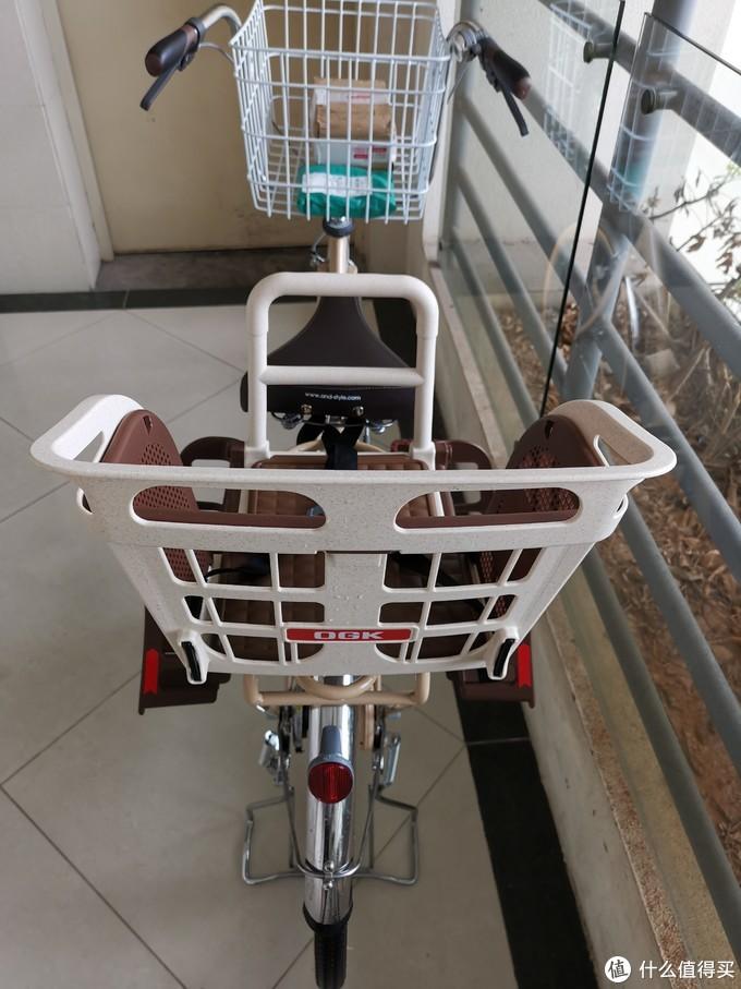 百里挑一日系风亲子自行车,让你娃开心上学,让你街上更有回头率!