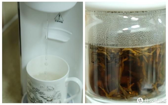 值得买中秋礼到,用鸣盏即热茶饮机正好!