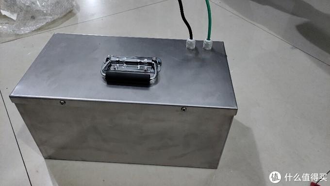 95元定做的电池箱