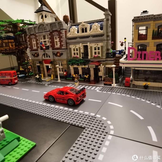 乐高小镇-主力选手11套街景作品