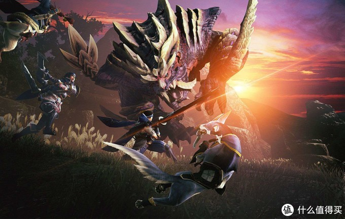 猛汉集会所:《怪物猎人RISE》正式公开!NS明年3月和风狩猎解禁!