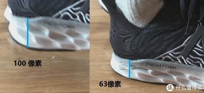 挺好一双鞋,可惜缺抗扭,New Balance M1080 K10旗舰缓震跑鞋开箱评价
