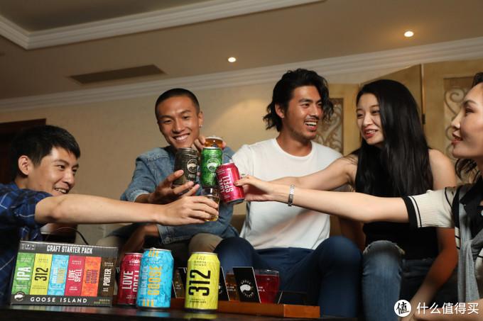 鹅岛精酿啤酒新手包惊喜发售:一包尝遍6款明星精酿!