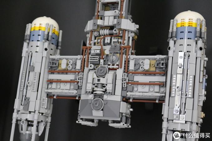 乐高星战UCS系列Y翼战机(LEGO75181)