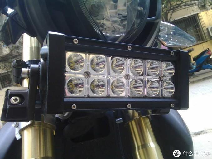 36w功率,12颗科瑞的led灯珠