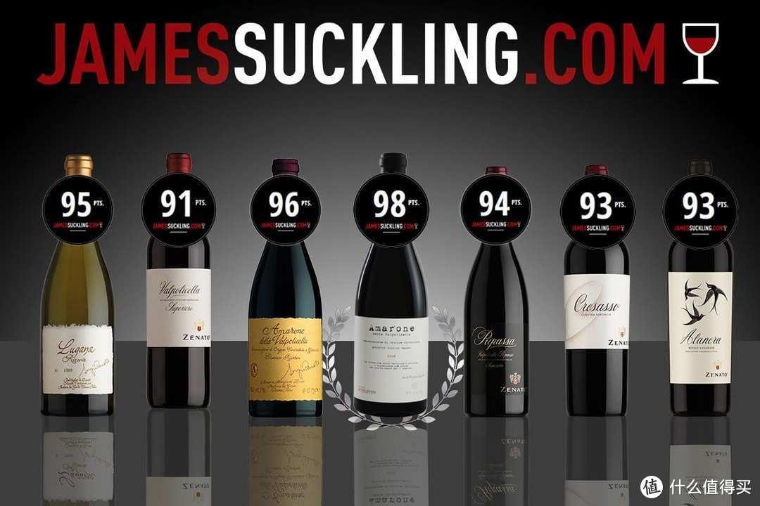(James Suckling被业内人士嘲讽为满分120,特别是对智利酒,给的分数都有点虚高,不过可以稍微减去3-5分,再作对比,有一定参考)