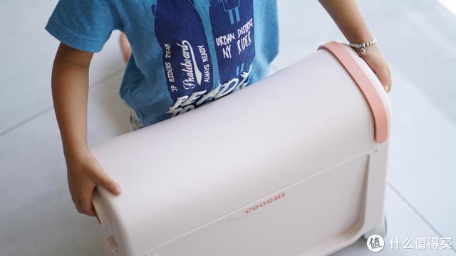 酷骑COOGHI L系列明星同款登机箱使用体验