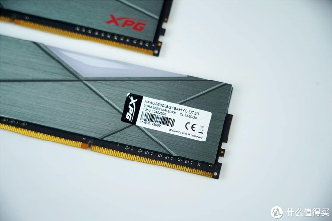 外观帅气有颜值,内涵超频有潜力--XPG龙耀D50内存分享!