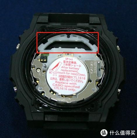 G-5600E机芯背面,网上照片,侵删