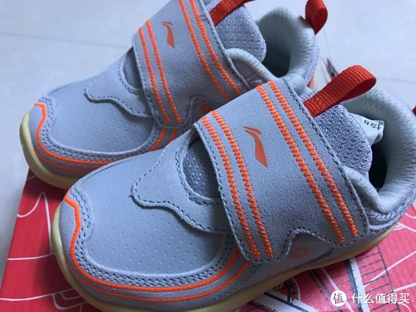 给宝买的鞋子之李宁系列(十一)