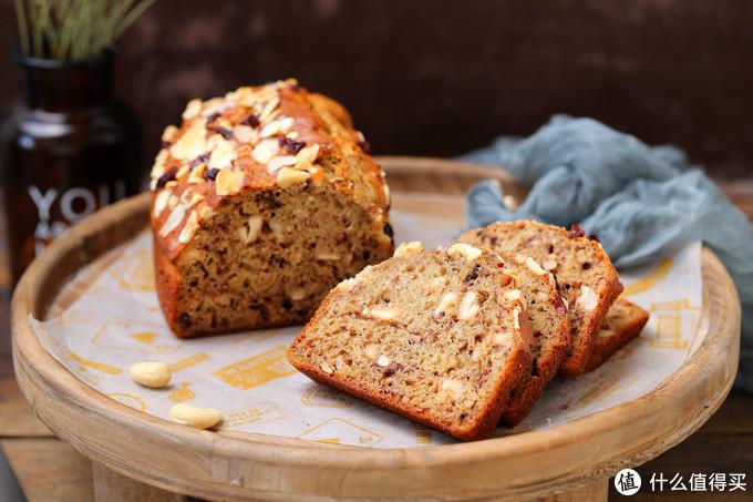 不加黄油无需打发也能做蛋糕,健康美味营养丰富,烘焙小白必学款