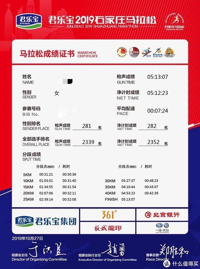 第一次全马,25km以后成功跑崩。
