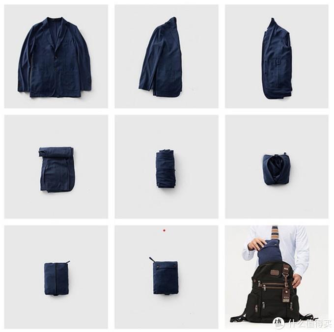 现代男人的铠甲-码尚定制轻便弹力口袋单西开箱