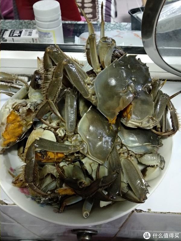 金秋时节吃螃蟹,清蒸香辣都可以!