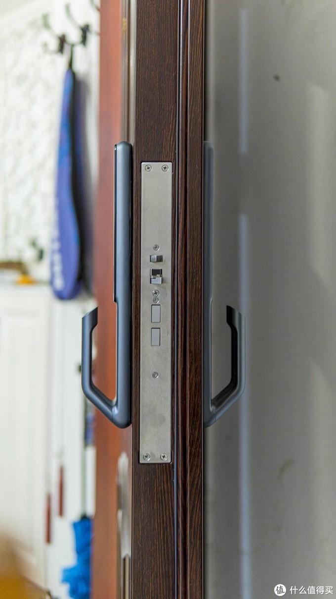 开门不费力,指纹识别超快,鹿客S30Pro指纹锁安装体验