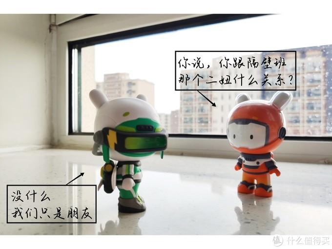 小米十周年纪念米兔,来自未来的米兔盲盒公仔开箱,3号特工队长申请出战