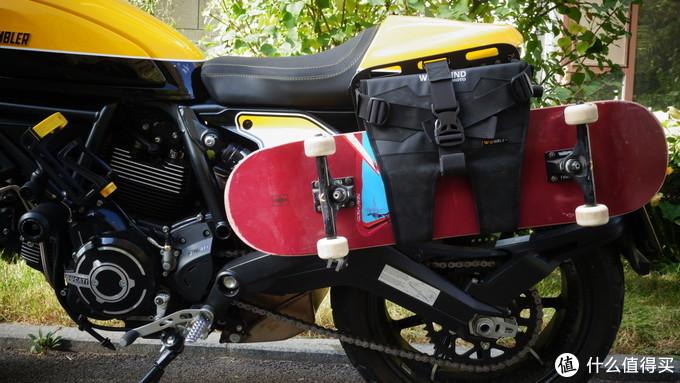 街车储物新选择:WESTWIND警卫兵20P复古边包系统开箱