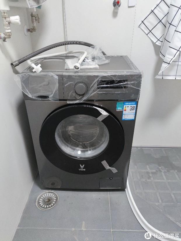 这是退掉的云米洗衣机