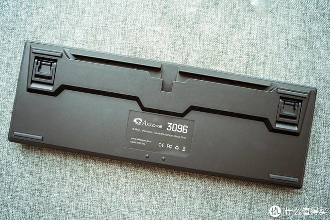 买一把等于两把的键盘:AKKO 3096 MidNight