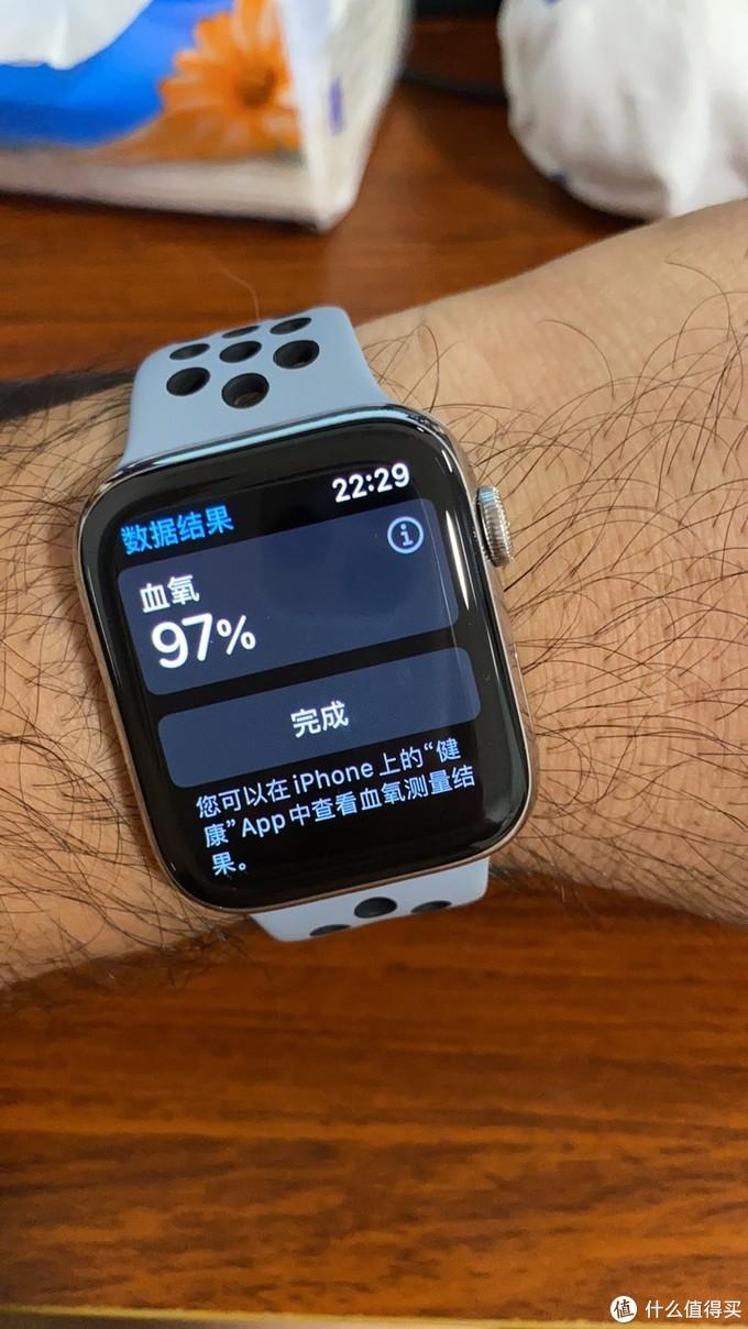 终于等到你-apple watch series 6 银色不锈钢 开箱速评 多图杀猫