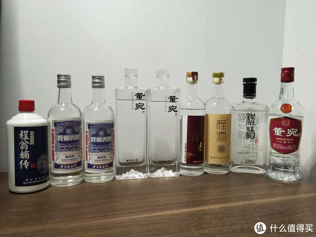 从鑫泉到董宛,品鉴原鑫泉酒厂的各款董香产品