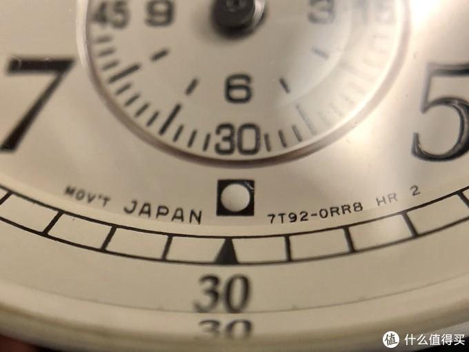 日本原厂机芯和机芯型号