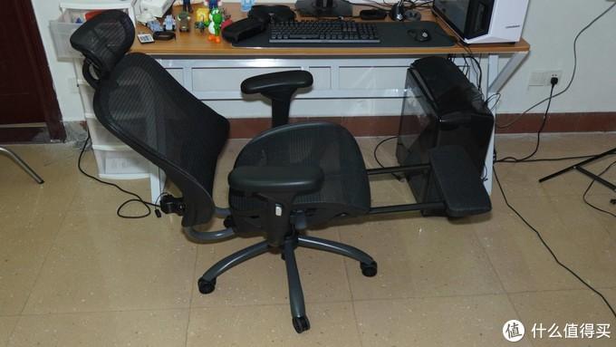 高性价比千元级躺赢宝 - 网易严选人体工学椅