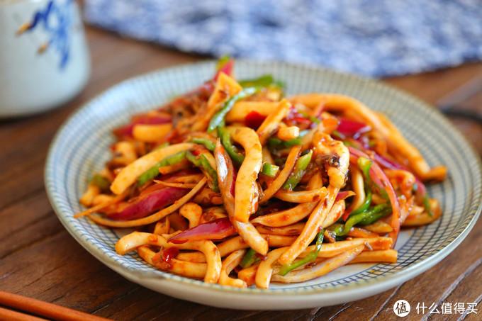 鱿鱼这样做,酱味浓郁,鲜香美味,比烧烤还好吃,上桌最受欢迎