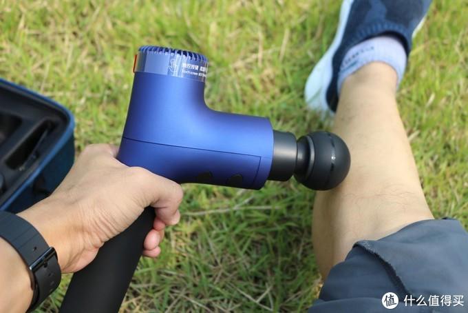 8大新势技术,普通人也轻松使用,野小兽MG20智能筋膜枪体验