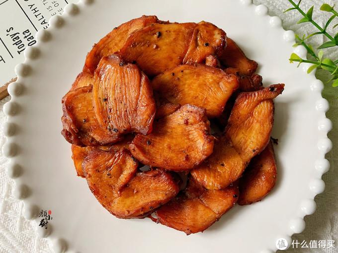 鸡胸肉新吃法,不加一滴油,不炒不煮,热量低好吃又解馋
