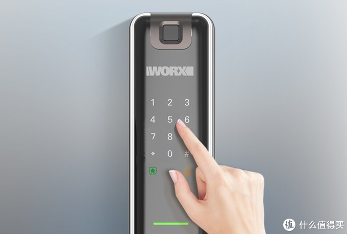 无需更换锁体锁芯?!10分钟轻松搞定指纹锁安装!推拉式指纹锁深度体验