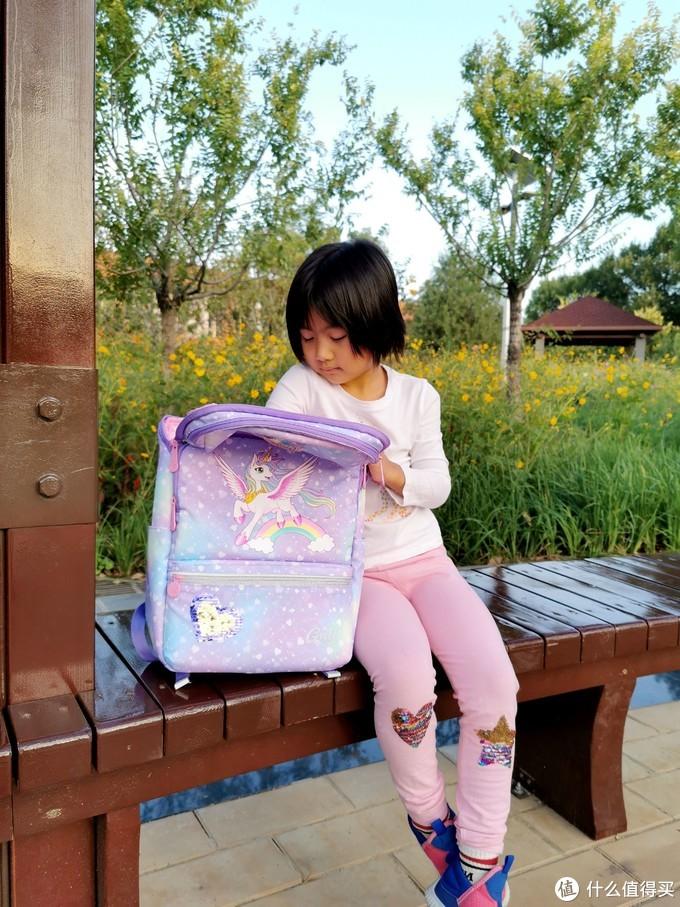 幼升小,究竟给孩子准备什么样的书包才合适—GMT for kids轻一代护脊书包