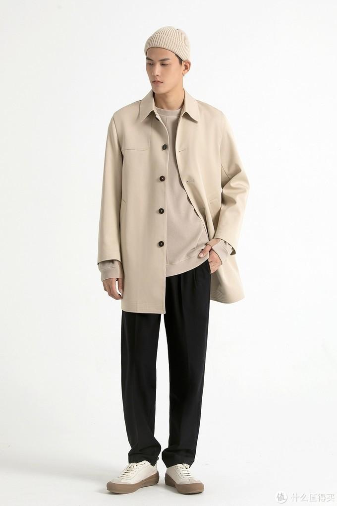 秋冬想要兼顾温度和风度,那你需要一件风衣!